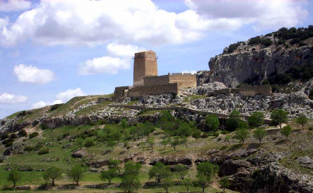 Ruta 8 Nerpio Castillo del Taibilla por Solana de las Covachas
