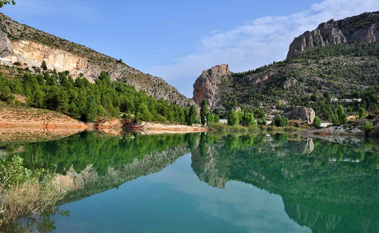Naturaleza y Paisaje en Nerpio (Albacete)