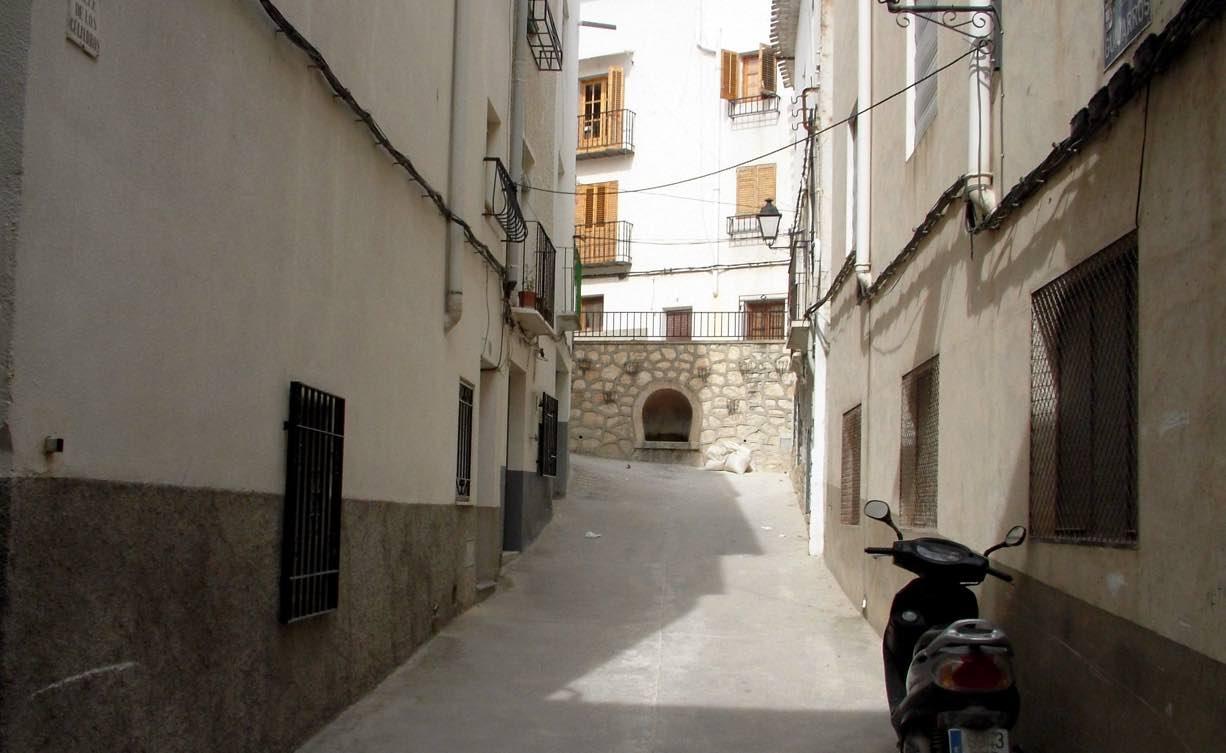 Ruta 7 Nerpio Castillo del Taibilla por el Plantón del Covacho 8