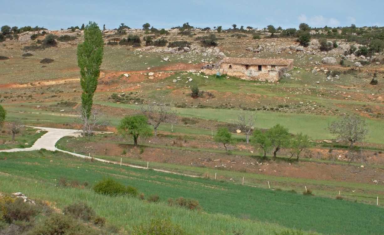 Ruta 10 La Dehesa Fte Camarillas Los Casares La Dehesa