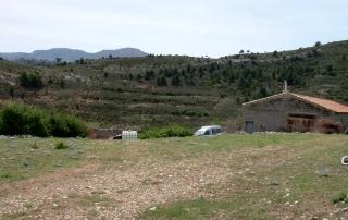 Ruta 11 Del Cortijo Nuevo al Cortijo del Zapatero