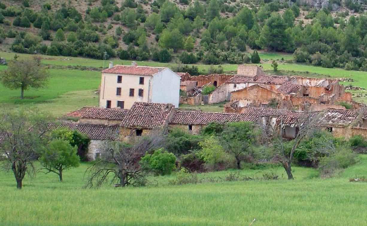 Ruta 12 Prado Redondo' Tinada de la Losa Prado Redondo