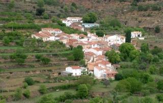 Ruta 13 Yetas - Beg - Las Quebradas - Yetas