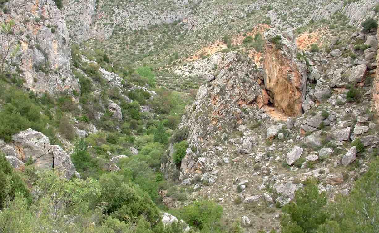 Ruta 14 Desde el Parque Roque Martínez hasta el Pantano