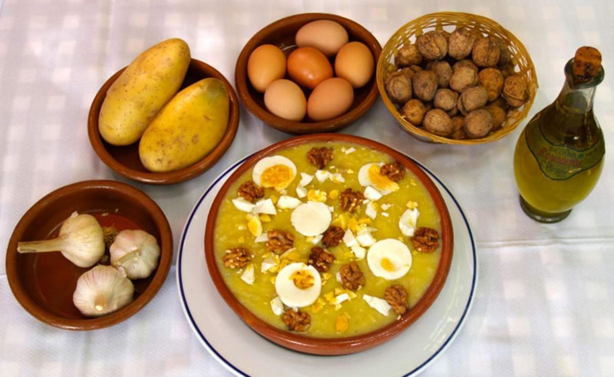 Gastronomia en Nerpio (Albacete)