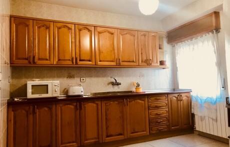 Casa Rural Ánimas cocina