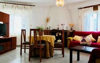 Casa Rural Ánimas salón