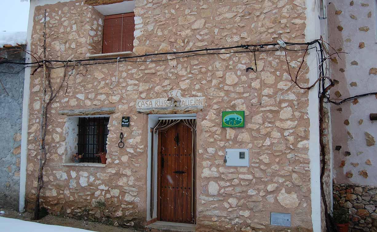 Casas rural El Callejón
