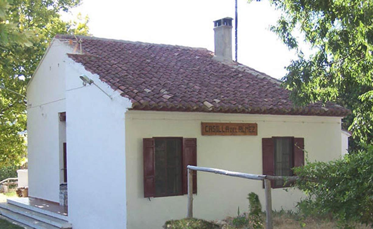 casas rurales de vizcable nerpio