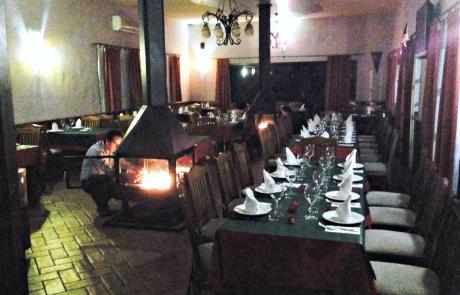Restaurante Las Nogueras de Nerpio