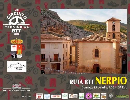 VII BTT Parque Cultural de Nerpio 2018
