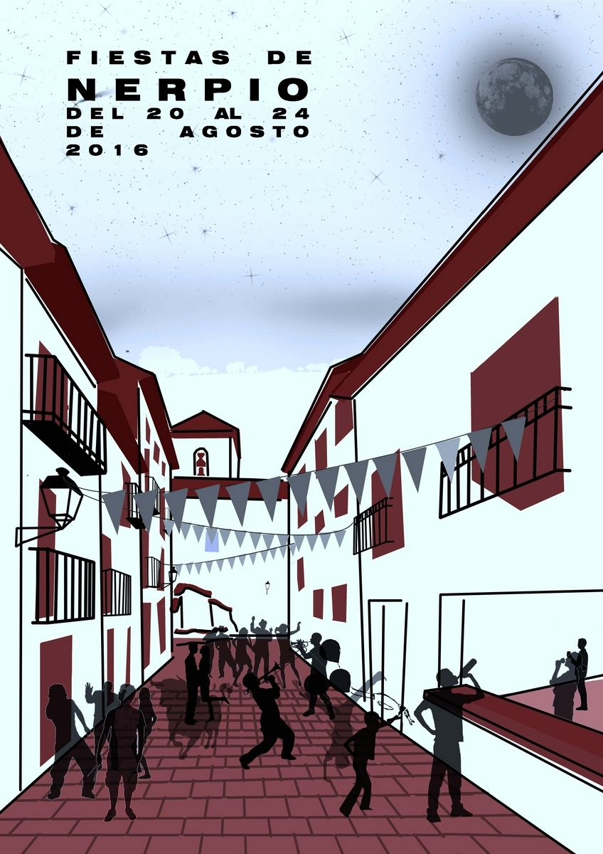 Fiestas Agosto Nerpio 2016
