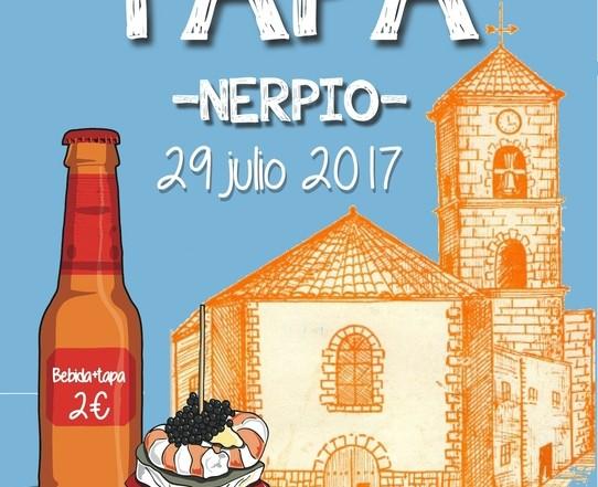 Feria tapas cartel 2017