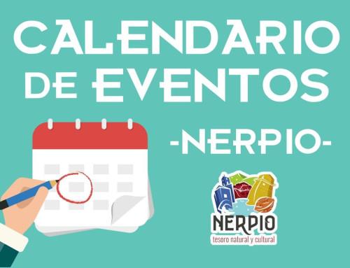 Nueva sección «Calendario de Eventos»