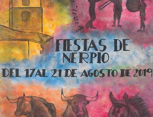 Programa Fiestas de Agosto 2019