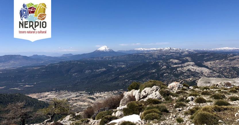 Subida Pico Atalaya y Las Cabras